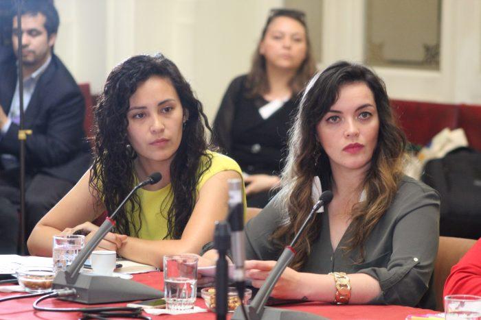 Abofem denuncia la omisión de casos de violencia política sexual en la comisión de DD.HH del Senado