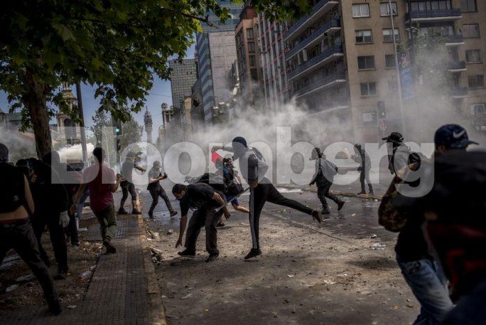 Las protestas mundiales quieren