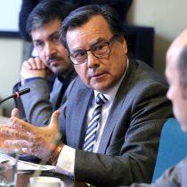 Diputado Osvaldo Urrutia denunció trato