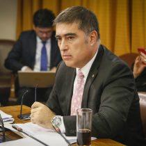 """Mario Desbordes tras reunión en La Moneda: """"Tenemos que aislar la violencia con reformas sociales"""""""