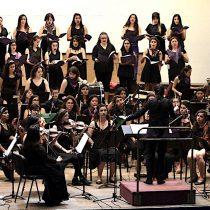 La Orquesta y Coro de Mujeres de Chile en Teatro C