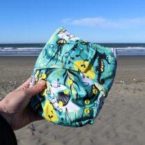 ¿Se puede reducir el impacto medioambiental con pañales reutilizables?