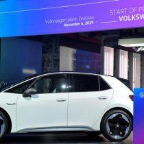 La apuesta por el futuro con autos eléctricos made in Zwickau