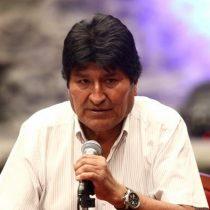 Evo Morales asegura tener