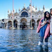 No solo por inundaciones: peligran los tesoros culturales de Venecia