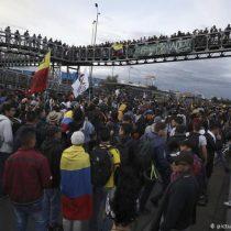 Líderes de la protesta en Colombia plantean un nuevo diálogo a Duque
