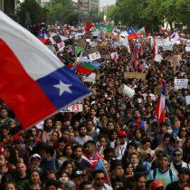 Espacio Público - Ipsos: encuestados creen que una nueva Constitución no apaciguara las movilizaciones