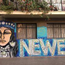 El mapuzugun en las calles de un Santiago insurrecto
