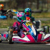 María José Pérez de Arce es la nueva campeona nacional del Rok Cup junior de karting