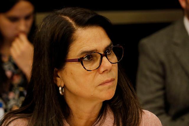 """Diputada RN Ximena Ossandón por aumento del 50% a pensión solidaria:""""No creo que el Gobierno se atreva a ir al Tribunal Constitucional"""