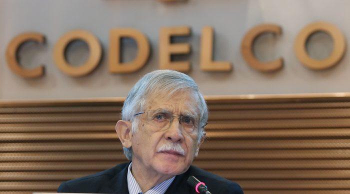 Nelson Pizarro en problemas: Codelco presenta denuncia al Ministerio Público por posible conflicto de interés