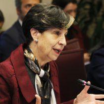 La frontal crítica de Isabel Allende a la ministra Plá en el Senado por las violaciones a los DD.HH. de las mujeres