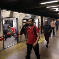 Metro cierra nueve estaciones de la Línea 1 por manifestaciones