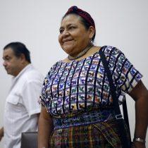 Rigoberta Menchú por crisis en Chile: