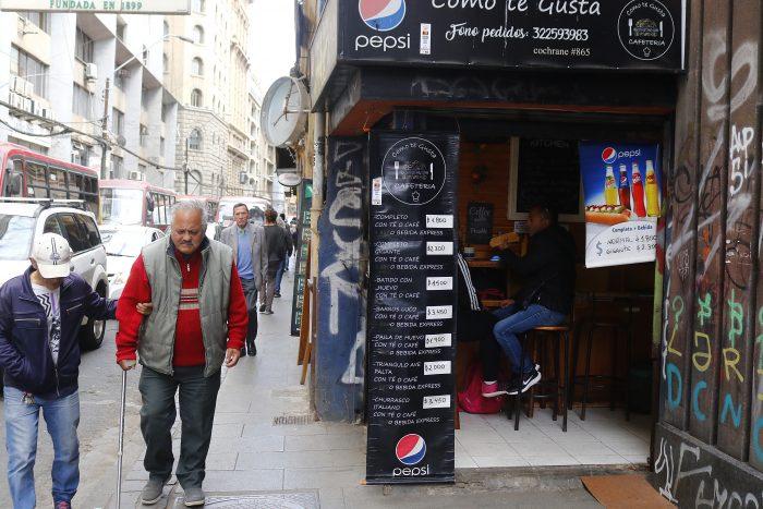 Al igual que Walmart: comerciantes de Valparaíso demandarán al Estado por no garantizar el orden y seguridad pública