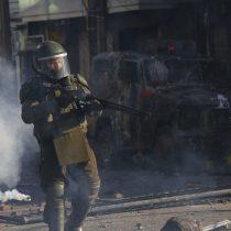 Campeones: Chile supera ampliamente a las peores zonas del Medio Oriente en cantidad de lesionados en los ojos por balines antidisturbios