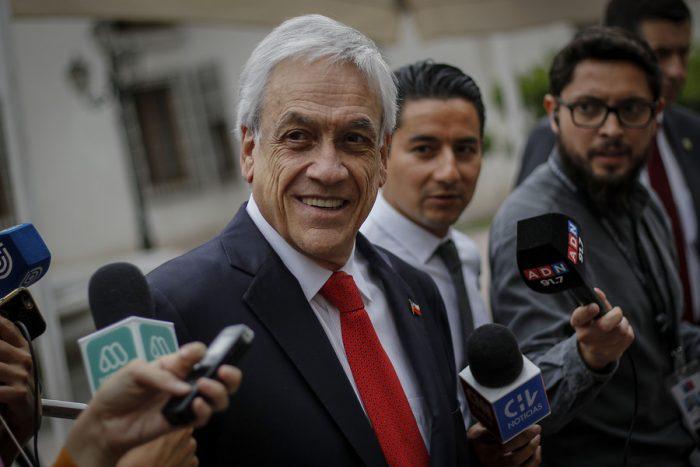 La controversia por el dominio en Internet que se burla de Piñera