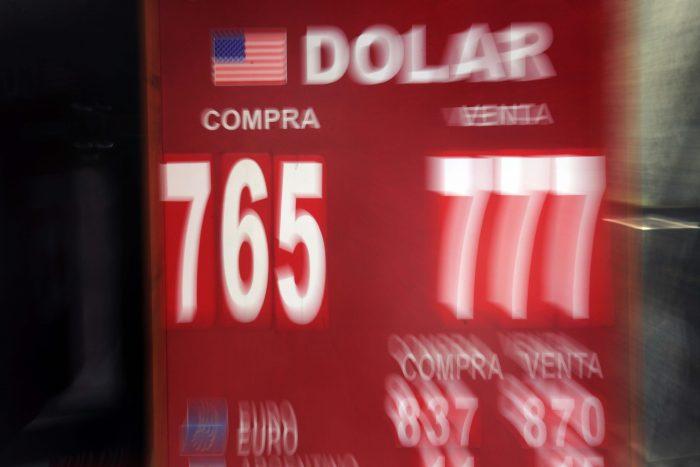 Dólar continúa con su tendencia a la baja por tercera jornada consecutiva