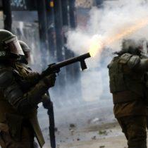 Corte de Valdivia rechazó tres recursos de protección para evitar que Carabineros usara armas no letales en protestas