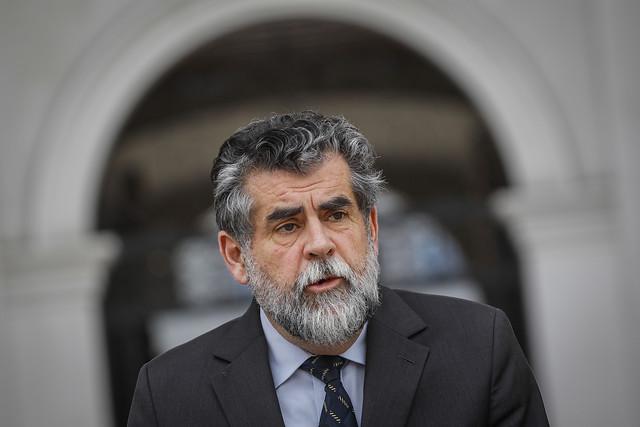 Subsecretario Ubilla explica cómo funcionará el apoyo de policías extranjeros a Carabineros