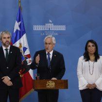 Parlamentarios de oposición en picada contra Piñera tras su alocución: