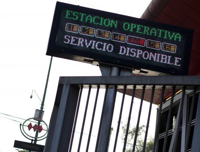Metro extenderá horario de servicio y retira polémico