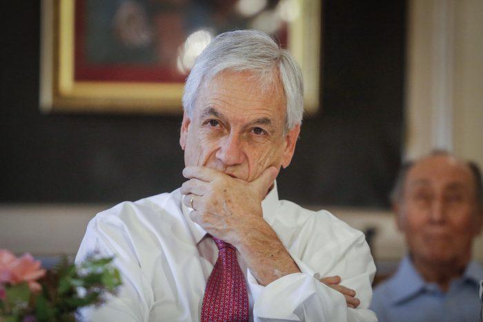 Piñera vuelve a alcanzar mínimo histórico en Cadem: aprobación del Mandatario cae al 12%