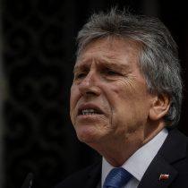 Ministro Espina defiende comunicado de las FF.AA. y critica informe de Amnistía Internacional: