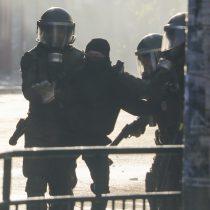Nuevo balance del Gobierno: 915 personas detenidas dejaron las manifestaciones del martes