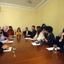 Sin acuerdo termina reunión entre Chile Vamos y la oposición por proceso constitucional