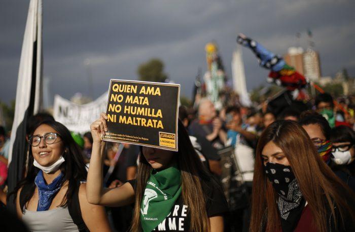 La violencia de género en el contexto de la Pandemia