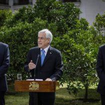 Piñera repite libreto: nada nuevo en agenda social y omite referirse a reunión con Human Rights Watch