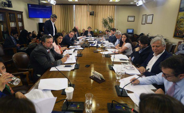 Entre críticas oficialistas, comisión de Trabajo de la Cámara de Diputados aprueba nuevo ingreso mínimo de $550 mil