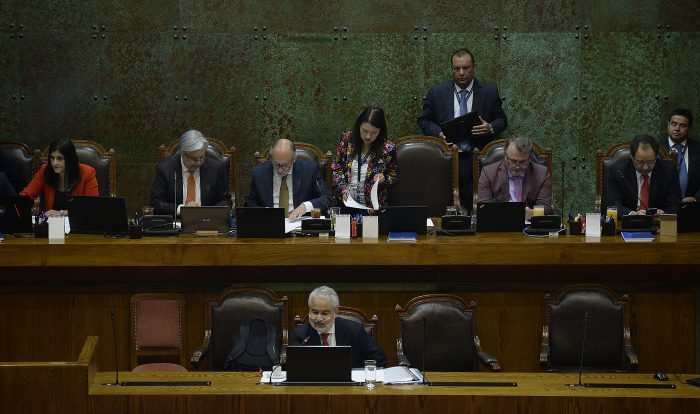 Chadwick al banquillo: acusación constitucional contra ex ministro del  Interior pasa su primera prueba de fuego en la Cámara y ahora va al Senado