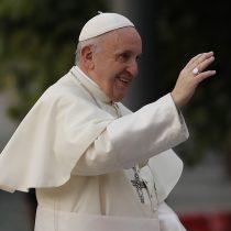Papa Francisco dice que le