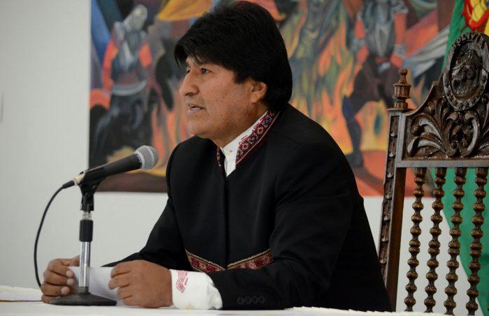 Evo Morales dice que nuevo Gobierno boliviano pidió intervención militar israelí