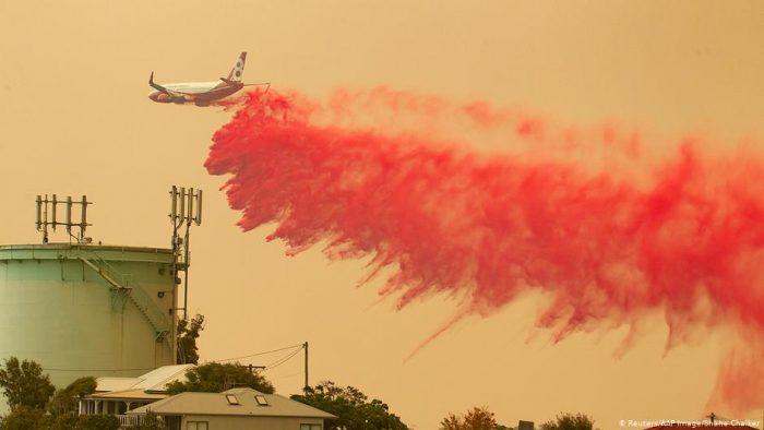 Los incendios forestales y la profecía climática en el siglo XXI