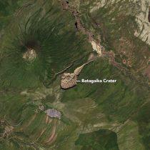 El gigante cráter de Batagaika, el agujero siberiano que jamás podrá cerrarse