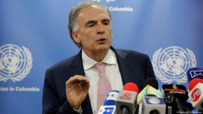 ONU envía a un mediador a Bolivia para ayudar a superar la crisis