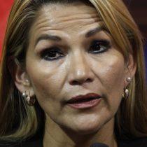 Jeanine Áñez cancela viaje en Bolivia por temor a atentado