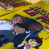 INDH lanzó primer cómic sobre Derechos Humanos para niños, niñas y adolescentes