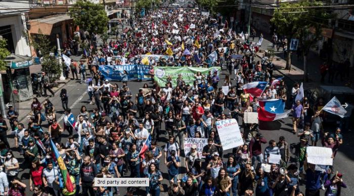 Alzamiento popular en Chile