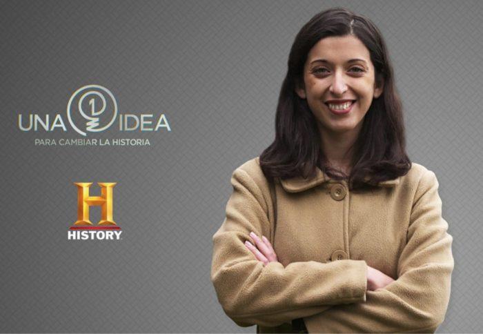 Chilena destaca dentro de las cinco mejores ideas latinoamericanas en concurso de History Channel