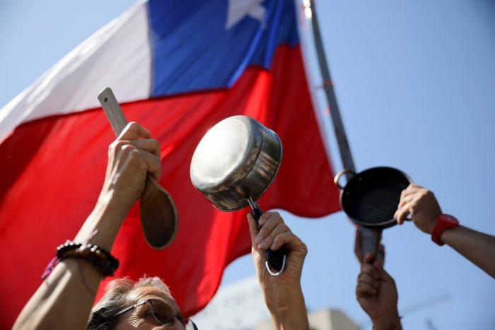 Explosión de los bordes y cambio constitucional en Chile