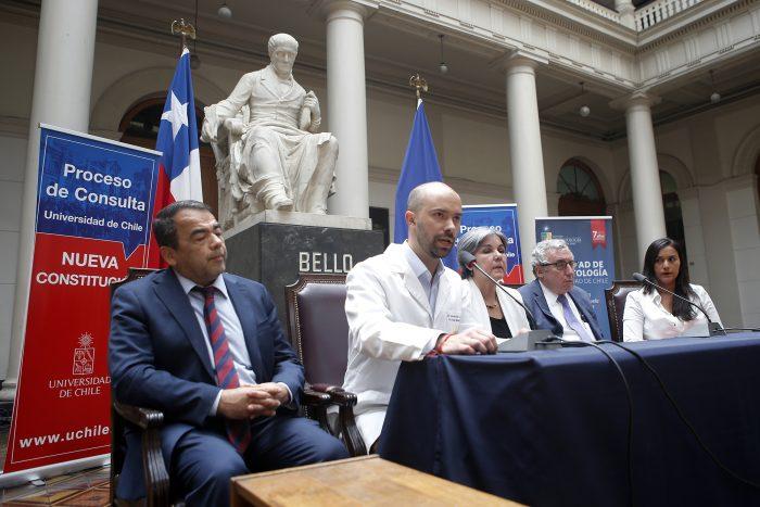 Facultad de Odontología de la Universidad de Chile entregará de forma gratuita prótesis oculares