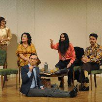 Comedia negra revive tertulias literarias de Mariana Callejas en Lo Curro
