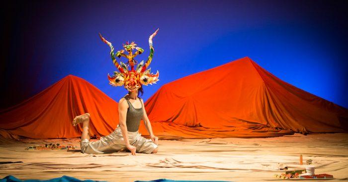 """Obra de danza """"Extraños mares arden"""" de Toloza – Azkona en NAVE"""