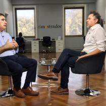 """El descarnado análisis de Mario Desbordes: """"Si no somos capaces de reformas profundas, esto va a ser peor"""""""