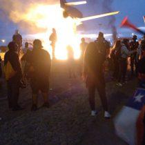 FACh condena ataque a aeronave en Alto Hospicio y se suma al Ejército: cualquier incidente a instalaciones será