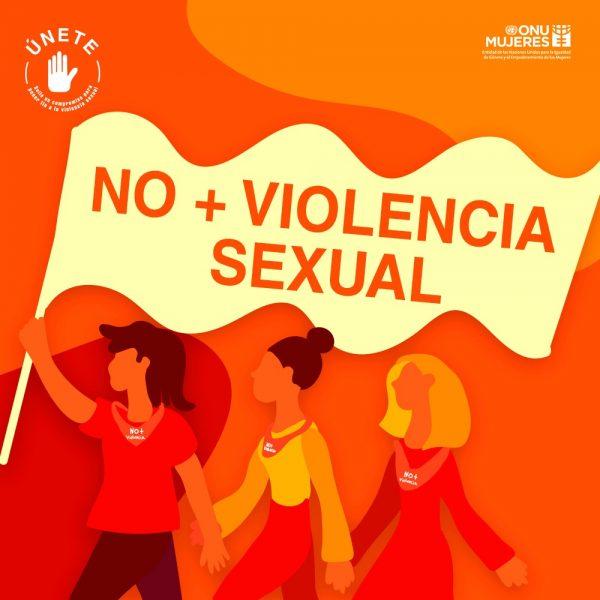 ONU Mujeres lanza campaña para eliminar la violencia sexual